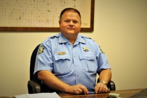 Sheriff Roger Soldan is the BANK VI Hero of the Week