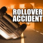 Kansas man hospitalized after Volkswagen rolls