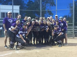 Regional Champs! SES Returns to State Softball Tournament