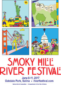 River Festival buttons on sale statewide May 1