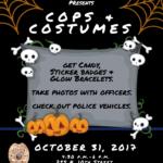Salina Police Department to host Halloween event