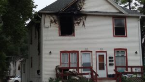 Name of victims of Tuesday night fire released