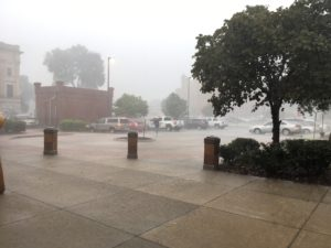 Summer storm provides significant rainfall for Salina, the region