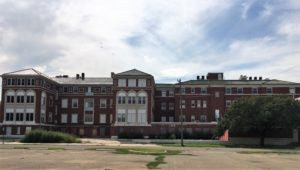 St. John's building closer to national designation