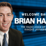 Hanni named Radio Voice of the Jayhawks