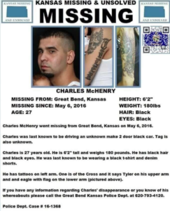 Police ask for help to locate missing kansas man for Tattoo shops junction city ks