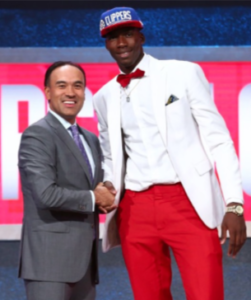 Diallo Selected No. 33 in NBA Draft