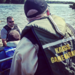 Kansas Game Wardens assist with capture of fugitive
