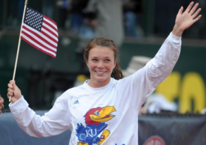 KU's Geubelle Qualifies for Olympic Games