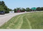 Watch for Kansas roadwork delays along path to re-election