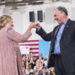 Clinton chooses Virginia Senator as running mate