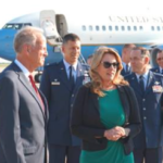 Secretary of the Air Force visits Kansas Base