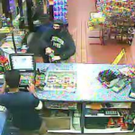 Police investigate Kansas convenience store robbery