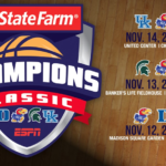 Jayhawks will compete in Champions Classic three more years