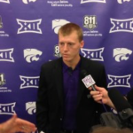 Coach Snyder: Ertz to start at QB for K-State at No. 8 Stanford