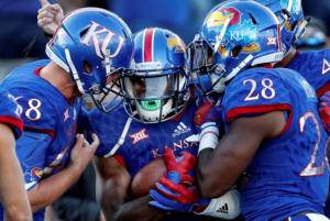 Jayhawks look to ride momentum against Ohio