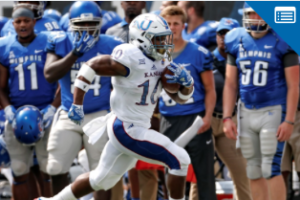 Miscues cost Kansas at Memphis