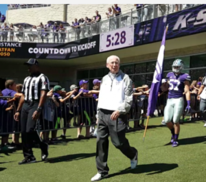 Oklahoma's Stoops, Kansas State's Snyder to face off again
