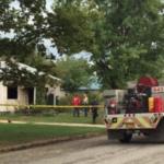 Woman dead in Kansas house fire