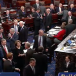 Historic vote: Senate overrides Obama veto of 9/11 victim's lawsuit bill