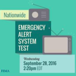 Nationwide Emergency Alert System Test Today