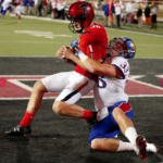Texas Tech hands Kansas a loss in Big 12 opener