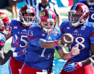Kansas drops heartbreaker to TCU