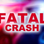 Kansas man dies after car hits bridge railing