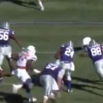 Kansas State holds on for victory over Texas