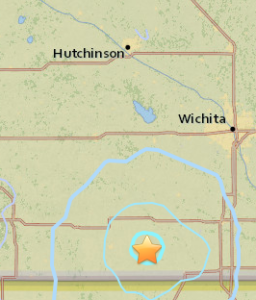 2 Monday morning earthquakes shake portions of Kansas