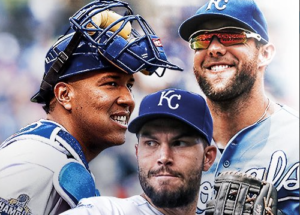 3 Royals named finalists for Gold Glove Awards