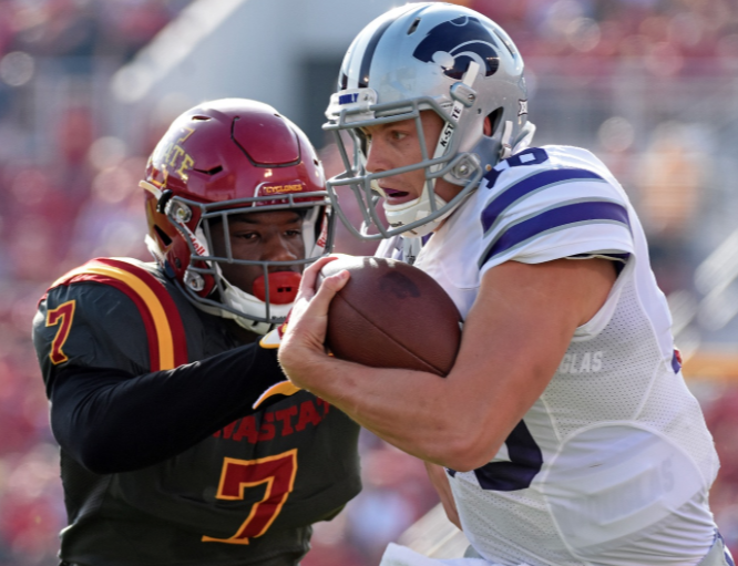 Missed Opportunities Cost Iowa State, Cyclones Fall to Kansas State 31-26