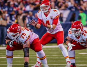 Foles comes off the bench to lift Chiefs past Colts