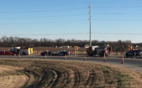 Kansas woman dies after ejected when SUV overturns