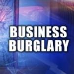 Sheriff's Office investigates business burglary