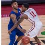 Kansas holds off Iowa State for 17th-straight victory