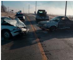 Sheriff identifies Kansas man who died in icy crash