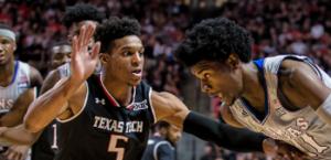 Jackson lifts Kansas past Texas Tech