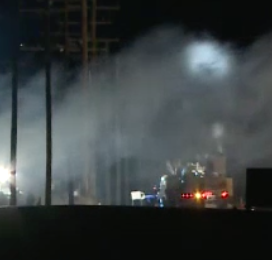 Cause of explosion at Central Kansas gas plant under investigation