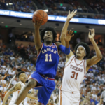 Kansas defeats Texas for sole possession of Big 12 title