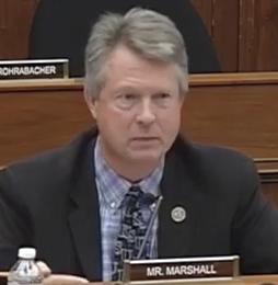 Rep. Marshall, Senator Moran on failed effort to repeal Obamacare
