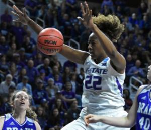 K-State Beats Drake, Advances to NCAA Tournament 2nd Round