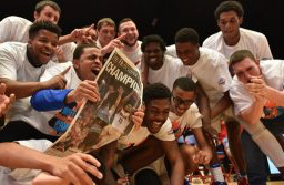 Hutchinson CC Celebrating 1st Title in 23 Years