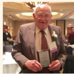 Kansas man honored; donated 32 gallons of blood
