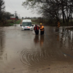 Some Kan. roads closed due to heavy rain, water rescues