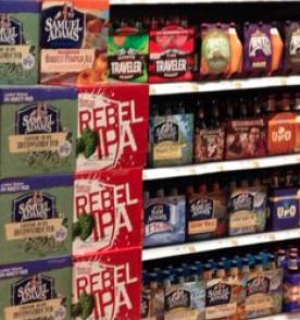 Kansas grocery stores will start selling full-strength beer