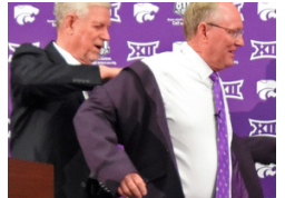 K-State Introduces New Director of Athletics