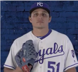 Vargas wins 18; Royals eliminated from playoff race