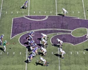 Purple Squad Gets Victory in KSU Spring Game