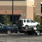 Carbon monoxide killed 2 found in SUV outside Kan. Wal-Mart
